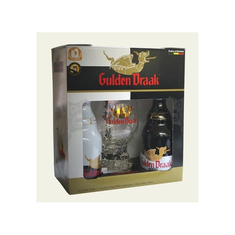 Gulden Draak 6x33cl + klaas