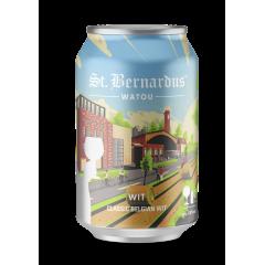 St.Bernardus Wit 33cl (Can)