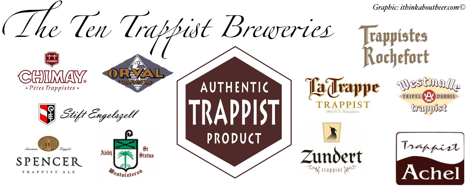 Trappistide logod